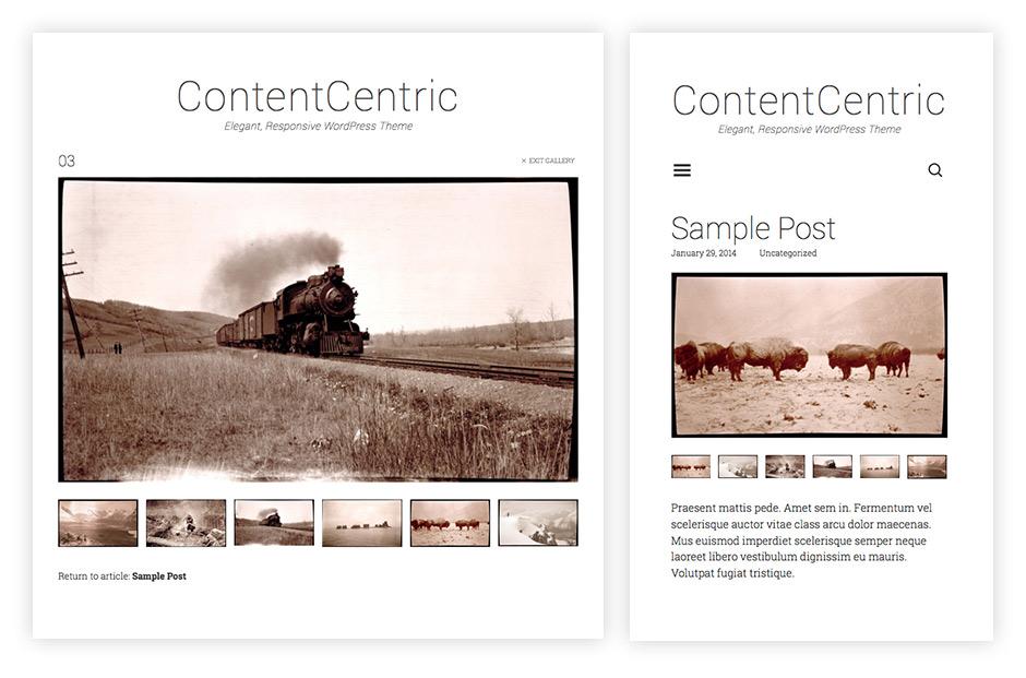 ContentCentric